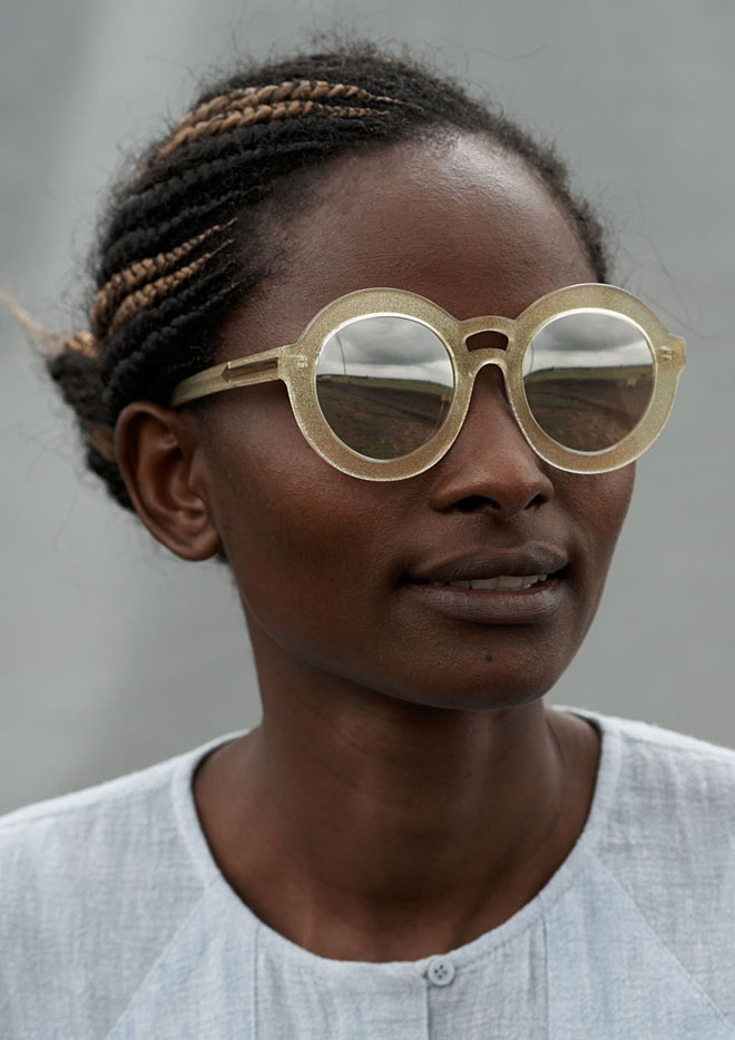 53dd7778521 Karen Walker Ethical Fashion Initiative celebrating Kenyan Artisans ...