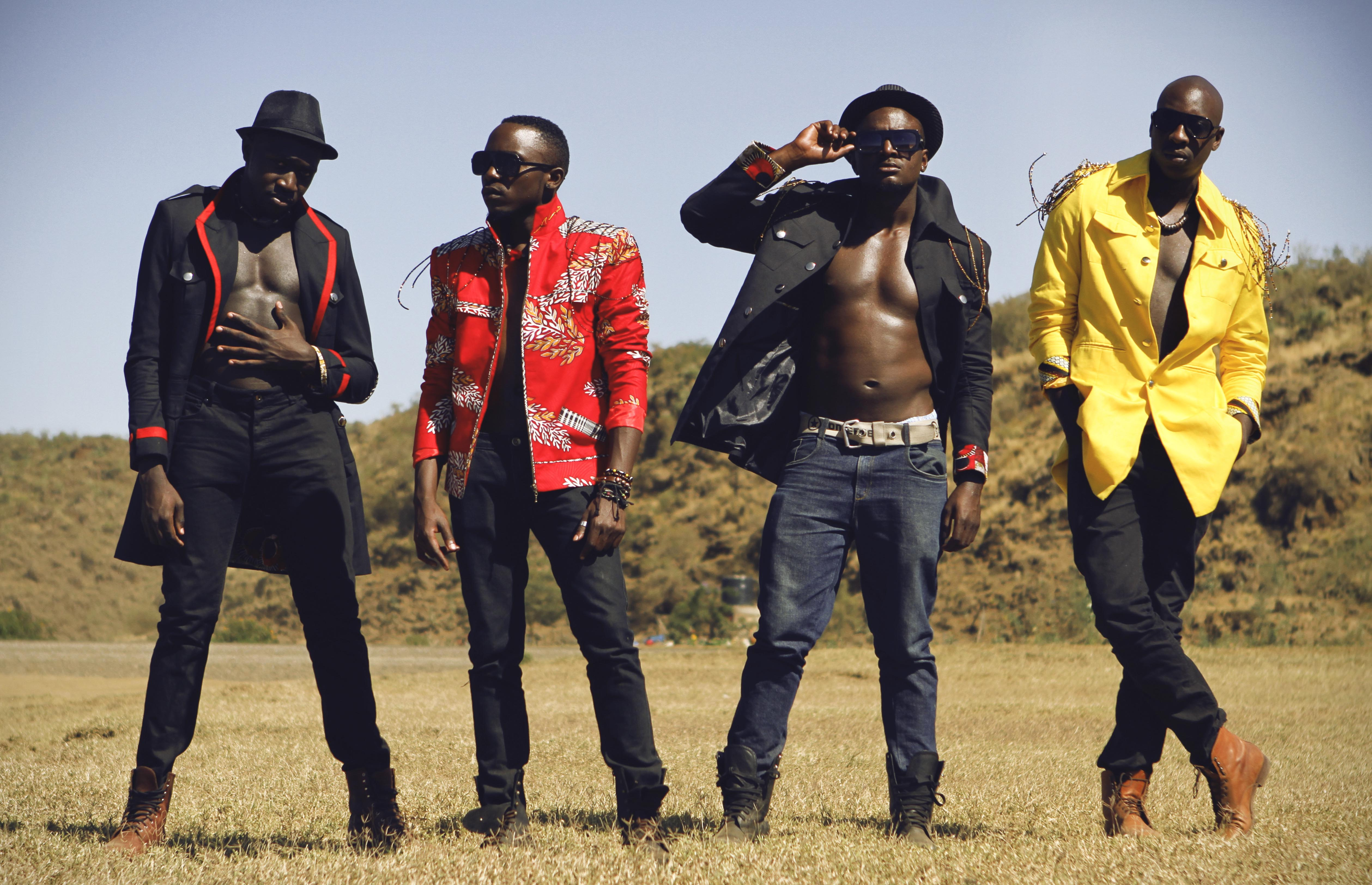 Musically adept and fashionably conscious: Meet Sauti Sol