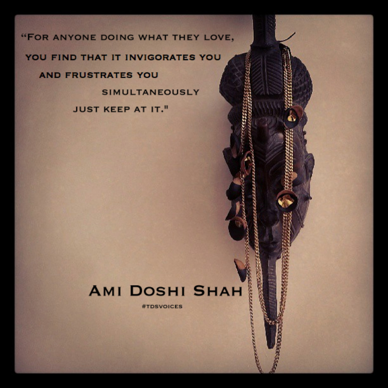"""The Devil is in the Detail"" Ami Doshi Shah's Jewellery Exploration"