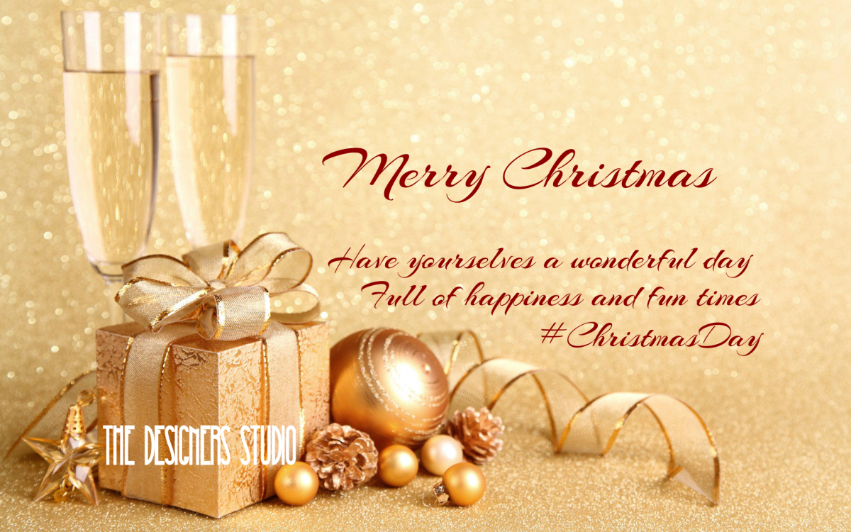Merry Christmas From The Tds Family The Designers Studio