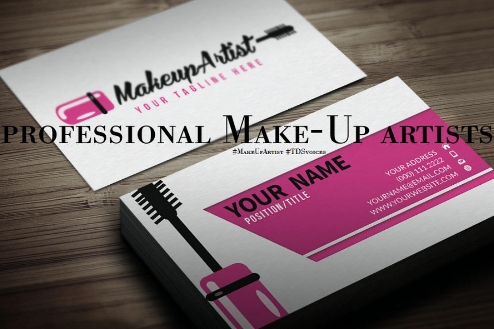 Steps towards becoming a professional make-up artist
