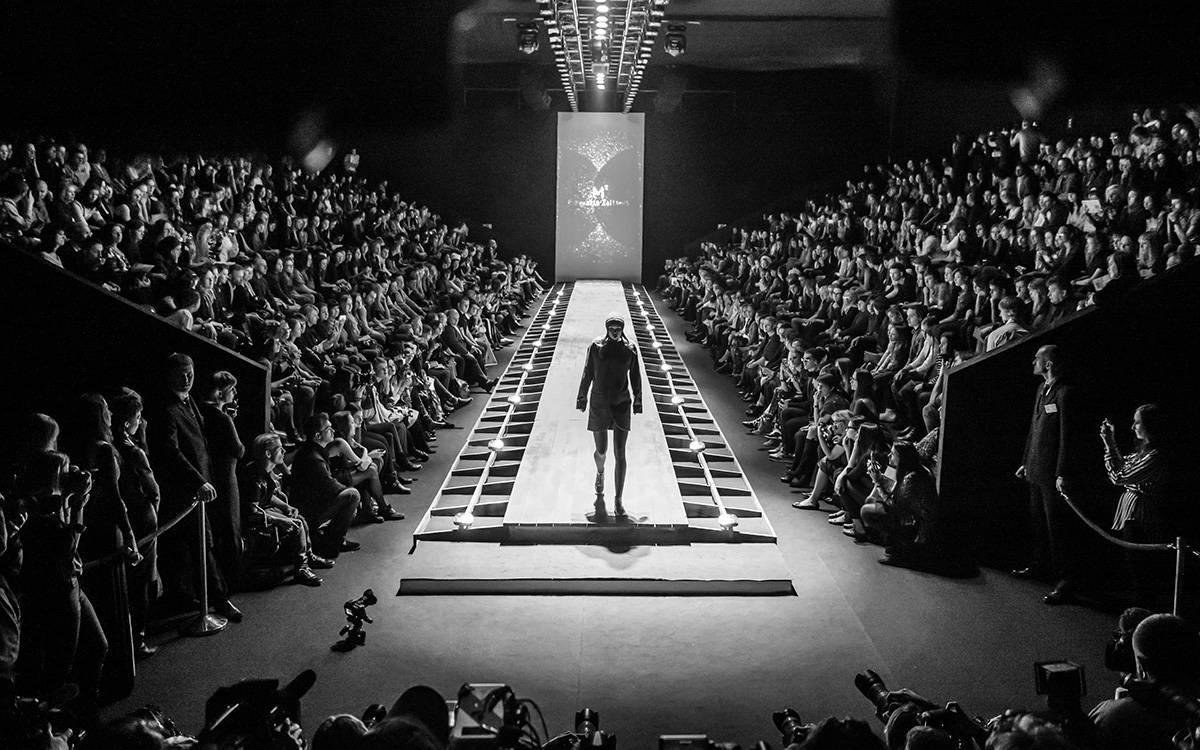 An Alternative View Of The Mercedes Benz Fashion Week Russia Fall/Winter  2013/14