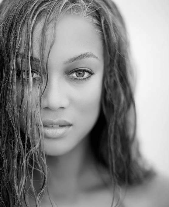 Tyra Banks Modeling: Here's Why We Need Models...